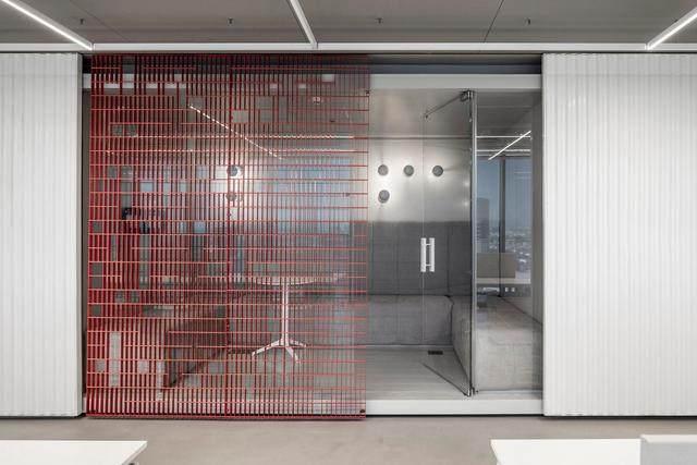 几何解构的开放式办公空间   特拉维夫 PerimeterX办公室-9.jpg