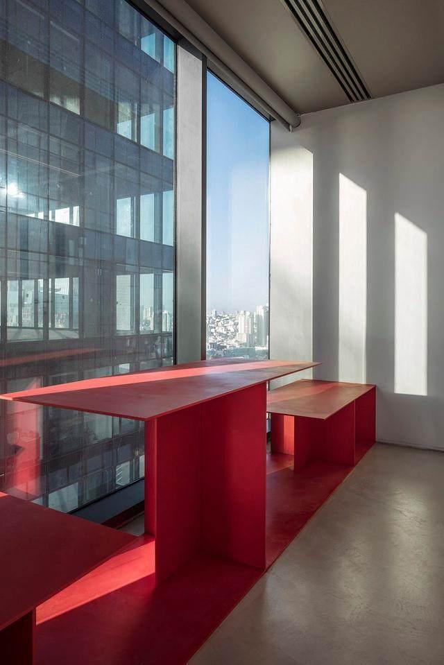几何解构的开放式办公空间   特拉维夫 PerimeterX办公室-12.jpg