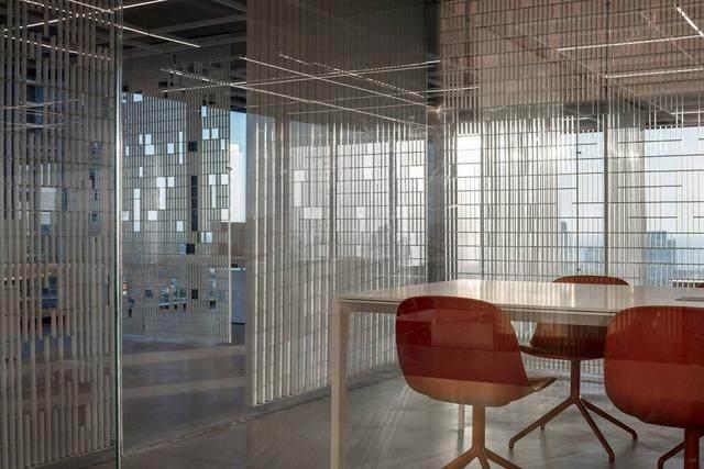 几何解构的开放式办公空间   特拉维夫 PerimeterX办公室-17.jpg