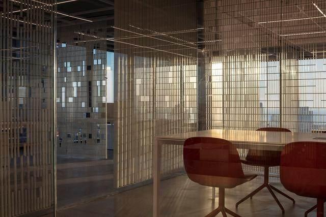 几何解构的开放式办公空间   特拉维夫 PerimeterX办公室-18.jpg