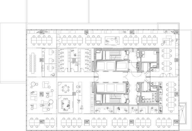几何解构的开放式办公空间   特拉维夫 PerimeterX办公室-19.jpg
