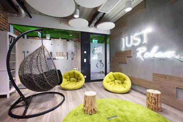 图形空间 波兰金融科技Vivus华沙总部办公設計欣赏-1.jpg
