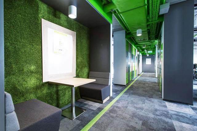 图形空间 波兰金融科技Vivus华沙总部办公設計欣赏-2.jpg