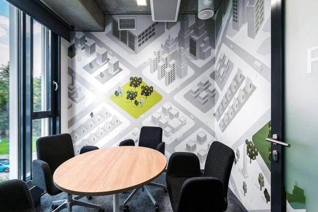 图形空间 波兰金融科技Vivus华沙总部办公設計欣赏-7.jpg