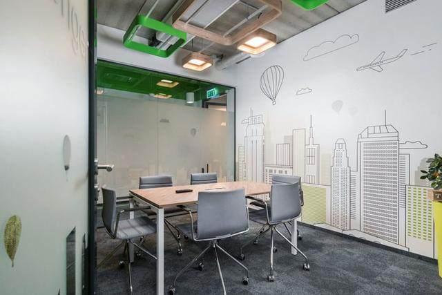 图形空间 波兰金融科技Vivus华沙总部办公設計欣赏-14.jpg
