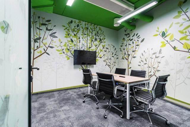 图形空间 波兰金融科技Vivus华沙总部办公設計欣赏-11.jpg