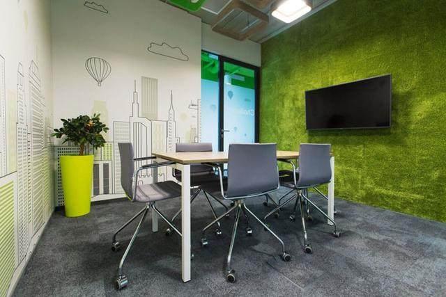 图形空间 波兰金融科技Vivus华沙总部办公設計欣赏-15.jpg