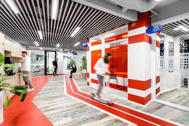 图形空间 波兰金融科技Vivus华沙总部办公設計欣赏-24.jpg