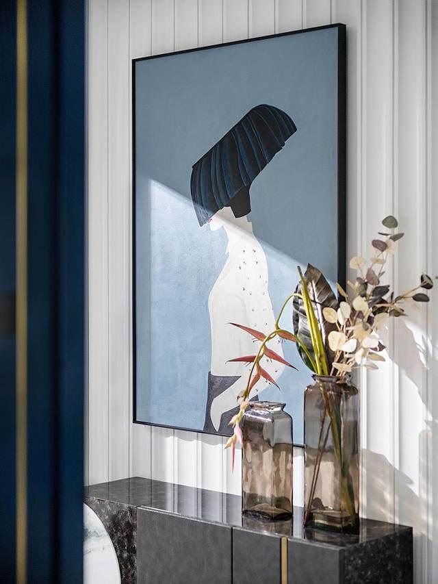 150㎡都市轻奢,精致、時尚、摩登范 | 纳沃設計-1.jpg