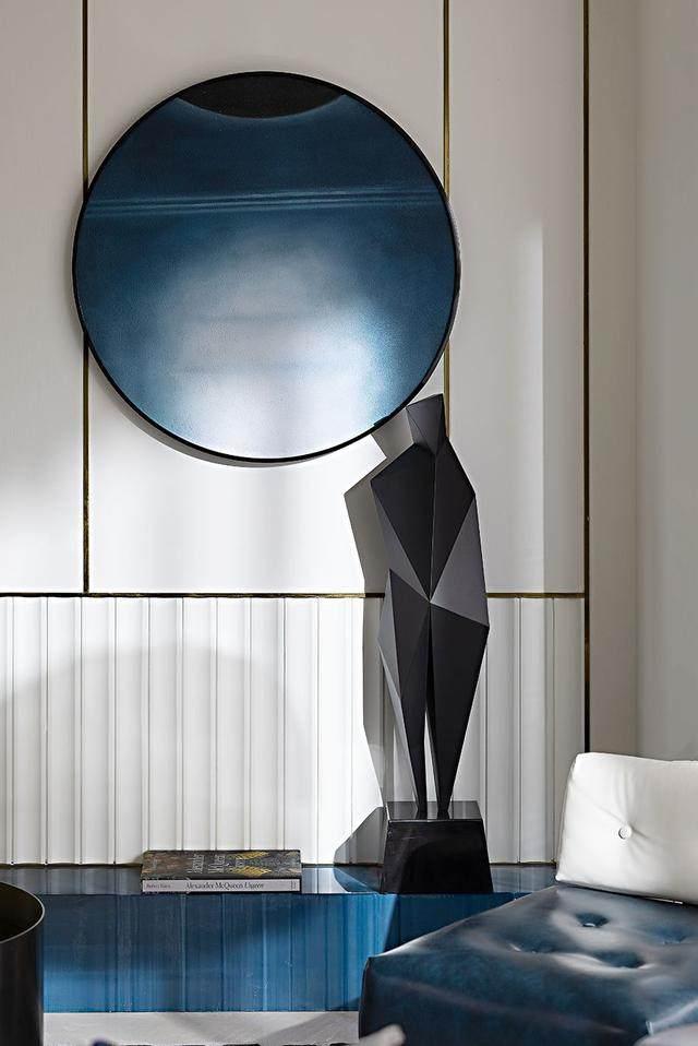 150㎡都市轻奢,精致、時尚、摩登范 | 纳沃設計-6.jpg