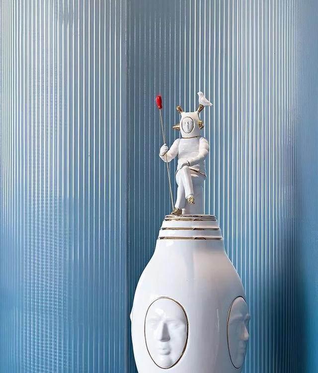 150㎡都市轻奢,精致、時尚、摩登范 | 纳沃設計-28.jpg