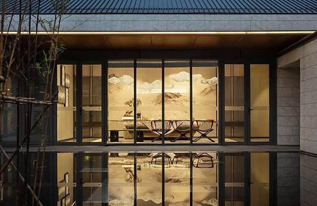 150㎡都市轻奢,精致、時尚、摩登范 | 纳沃設計-32.jpg