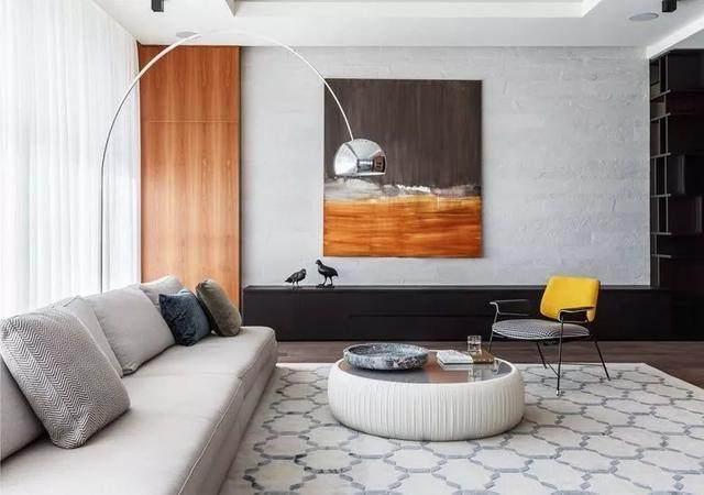带露台的顶层公寓,这样設計才够時尚 | Timur Sharipov-1.jpg