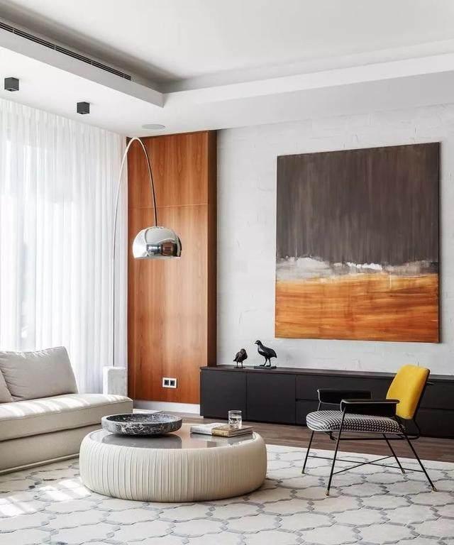 带露台的顶层公寓,这样設計才够時尚 | Timur Sharipov-2.jpg