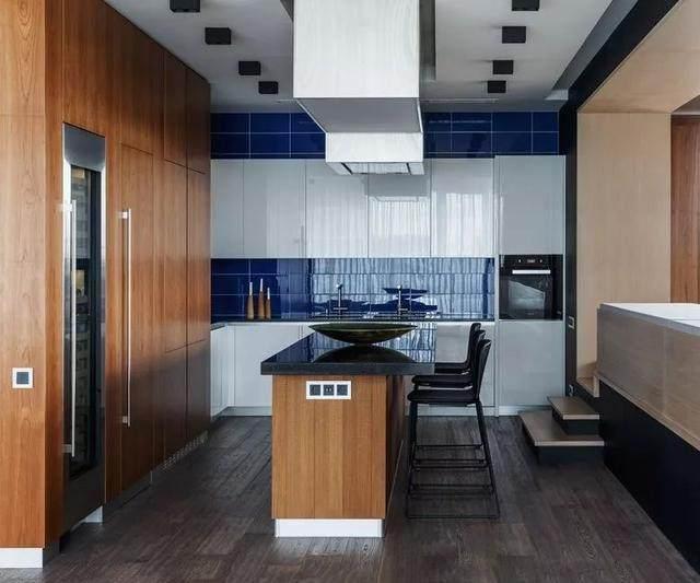 带露台的顶层公寓,这样設計才够時尚 | Timur Sharipov-5.jpg