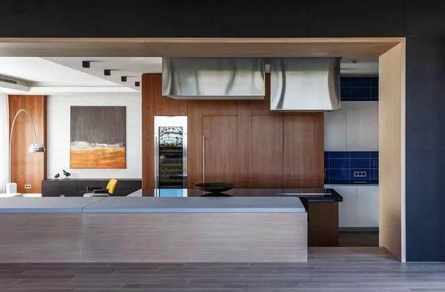带露台的顶层公寓,这样設計才够時尚 | Timur Sharipov-6.jpg
