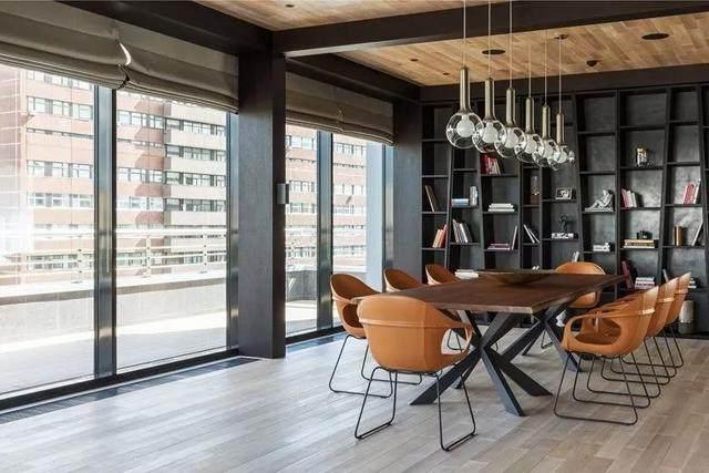 带露台的顶层公寓,这样設計才够時尚 | Timur Sharipov-9.jpg