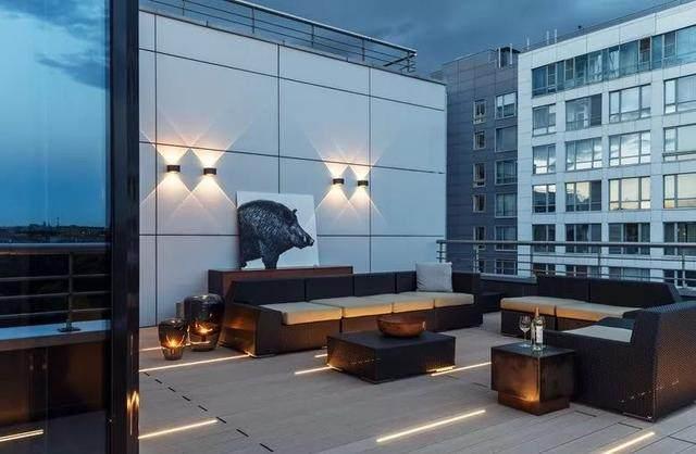 带露台的顶层公寓,这样設計才够時尚 | Timur Sharipov-14.jpg