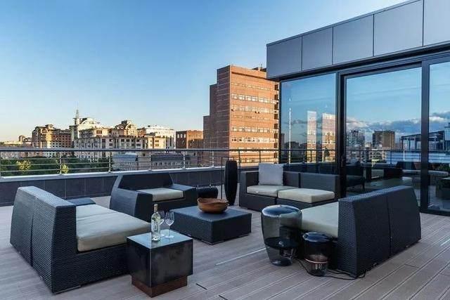 带露台的顶层公寓,这样設計才够時尚 | Timur Sharipov-12.jpg