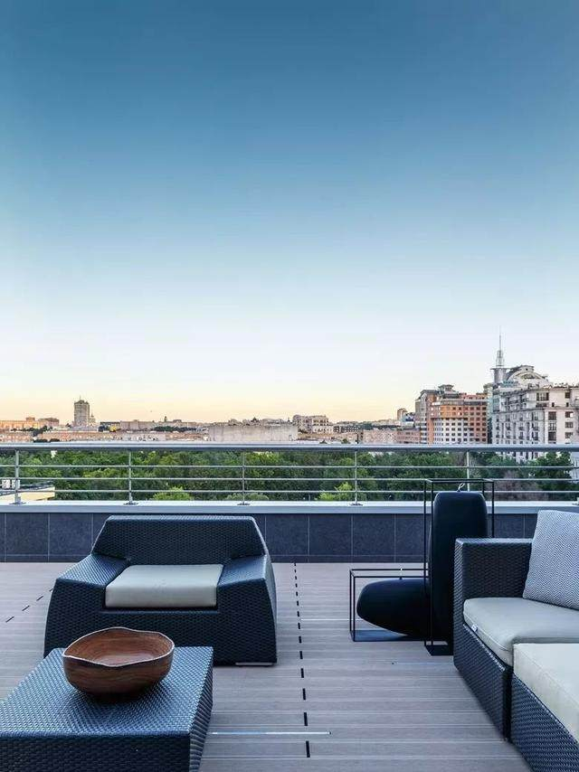 带露台的顶层公寓,这样設計才够時尚 | Timur Sharipov-13.jpg