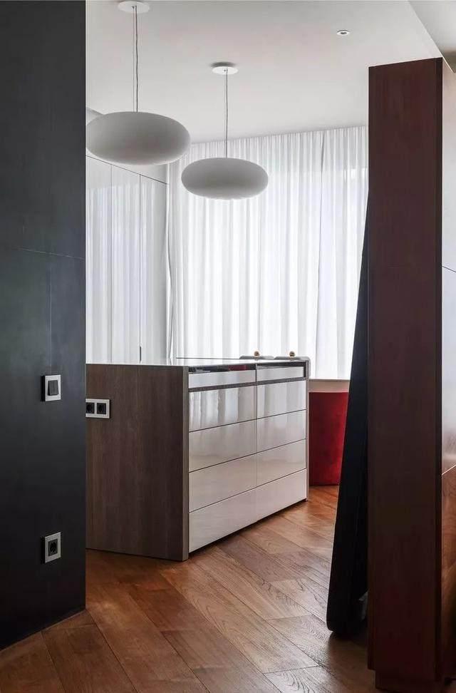 带露台的顶层公寓,这样設計才够時尚 | Timur Sharipov-17.jpg