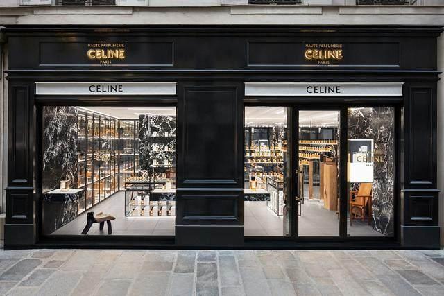 Celine首家香水店开业,光店铺設計就迷倒一片-1.jpg