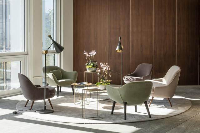 礼堂般的办公空间,巴黎国际投资银行 | Ateliers 2/3/4/-5.jpg