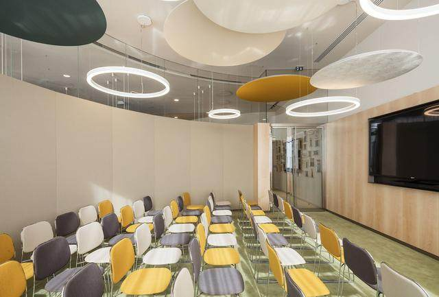 礼堂般的办公空间,巴黎国际投资银行 | Ateliers 2/3/4/-14.jpg