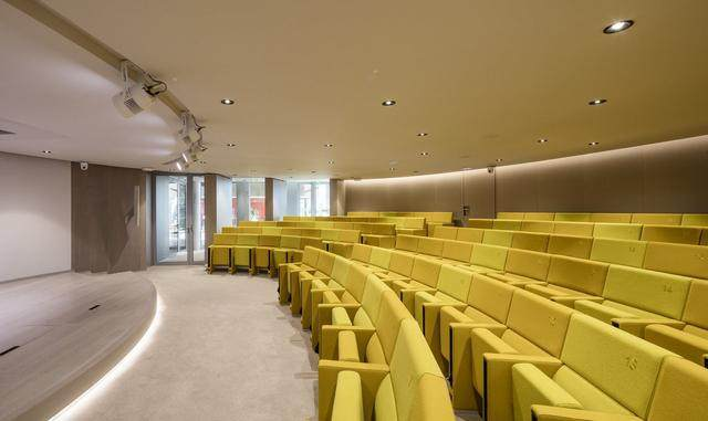 礼堂般的办公空间,巴黎国际投资银行 | Ateliers 2/3/4/-17.jpg
