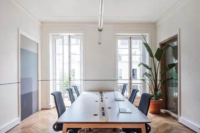 普华永道PwC巴黎体验中心办公設計|Vincent & Gloria-5.jpg