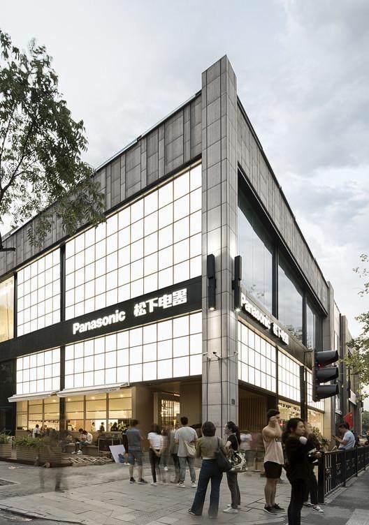 松下第三家全球旗舰店落户杭州,场景空间設計呈现'轻剧场'理念-1.jpg