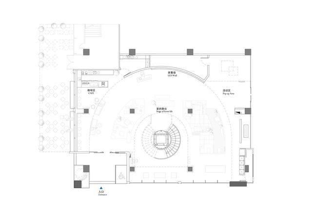 松下第三家全球旗舰店落户杭州,场景空间設計呈现'轻剧场'理念-10.jpg