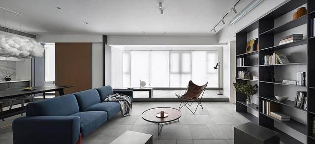 240㎡现代简约风舒适住宅空间 | 成都璞珥空间設計-1.jpg