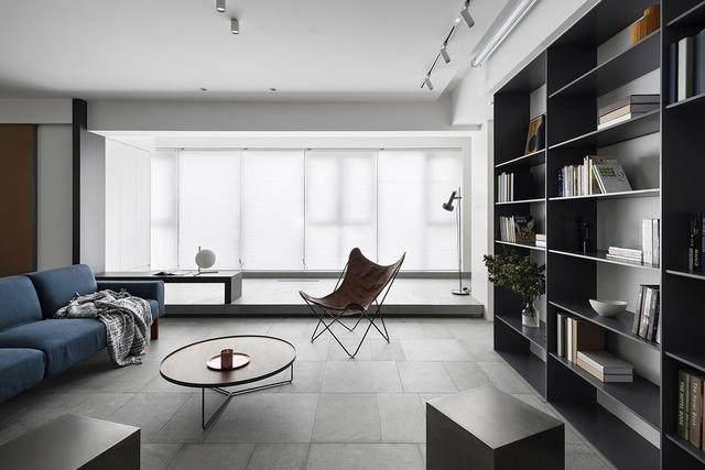 240㎡现代简约风舒适住宅空间 | 成都璞珥空间設計-4.jpg