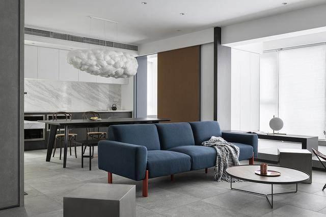 240㎡现代简约风舒适住宅空间 | 成都璞珥空间設計-6.jpg