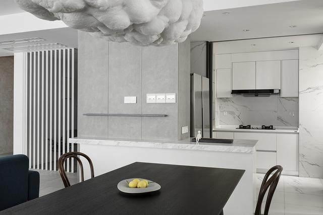 240㎡现代简约风舒适住宅空间 | 成都璞珥空间設計-7.jpg
