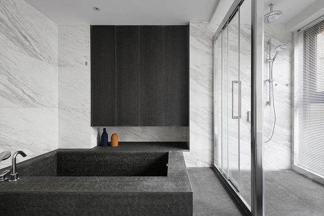 240㎡现代简约风舒适住宅空间 | 成都璞珥空间設計-25.jpg