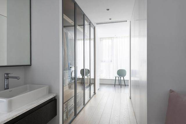 240㎡现代简约风舒适住宅空间 | 成都璞珥空间設計-23.jpg