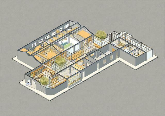 hyperSity建築設計丨合院里的书店–全民畅读文化空间-4.jpg