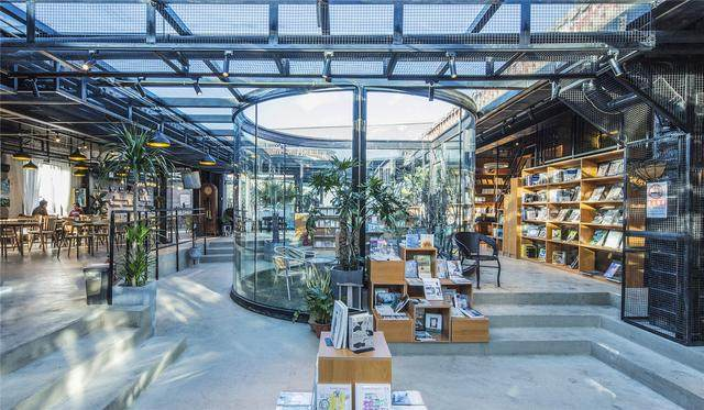 hyperSity建築設計丨合院里的书店–全民畅读文化空间-9.jpg