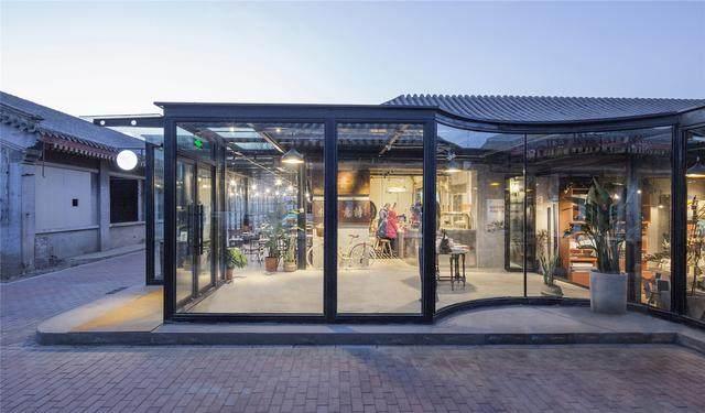 hyperSity建築設計丨合院里的书店–全民畅读文化空间-10.jpg