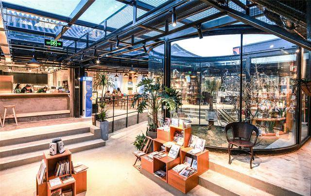 hyperSity建築設計丨合院里的书店–全民畅读文化空间-12.jpg