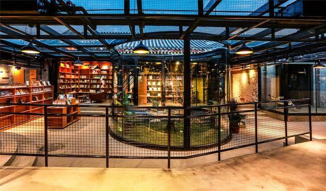 hyperSity建築設計丨合院里的书店–全民畅读文化空间-30.jpg