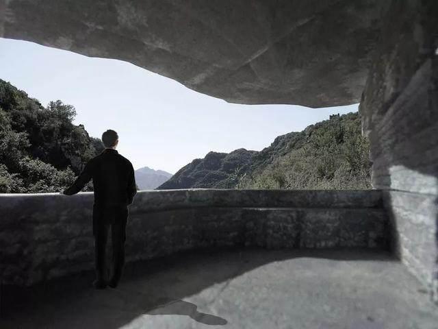"""""""山谷音乐厅""""封顶,建築犹如一块巨石-11.jpg"""