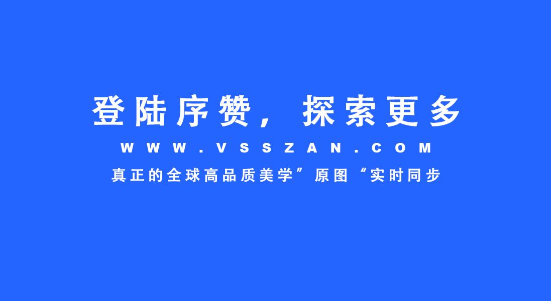 李玮珉-上海金融街静安区梅村地块T3A+T3B+T4A样板房 方案 949MB