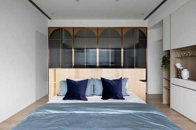 现代简约多彩住宅空间,蕴景于端   拾隅空间設計-18.jpg