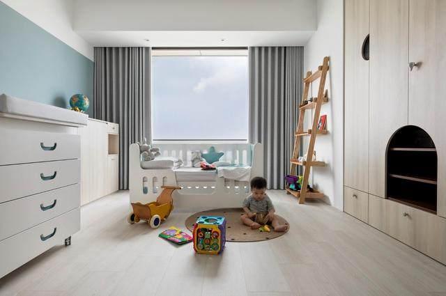 现代简约多彩住宅空间,蕴景于端   拾隅空间設計-23.jpg