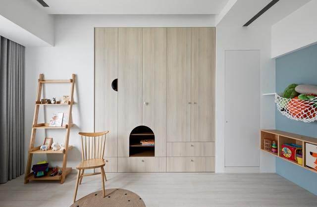 现代简约多彩住宅空间,蕴景于端   拾隅空间設計-25.jpg