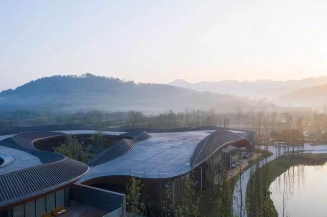 成都花间堂酒店一期設計,建築演绎山水意境-3.jpg