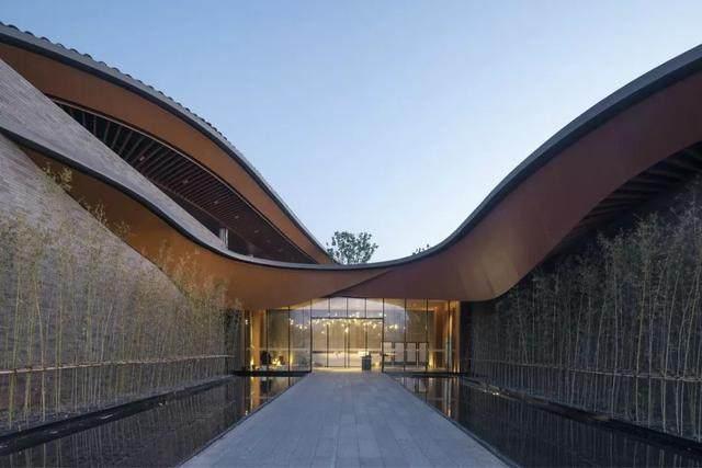 成都花间堂酒店一期設計,建築演绎山水意境-2.jpg